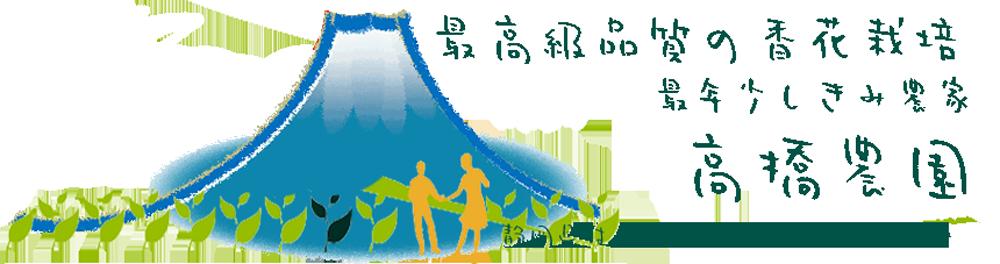 香花(しきみ)・お茶農家 高橋 寿和